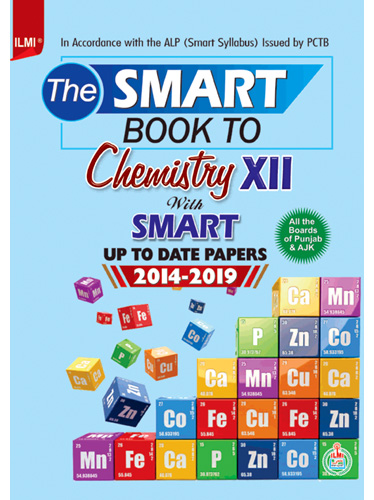 Smart book of Chemistry XII