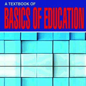 Basics of Education ADP-1 IUB