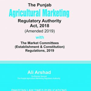 The Punjab Agriculture Marketing Act